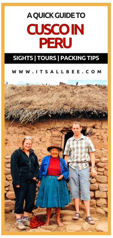 Word On The Street - Quick Guide To Things To Do In Cusco Peru - With The Coversant Traveller