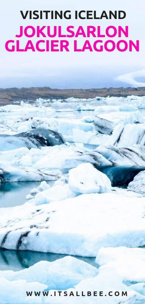 Iceland Diamond Beach - Visiting Jokulsarlon Glacier Lagoon In Iceland's