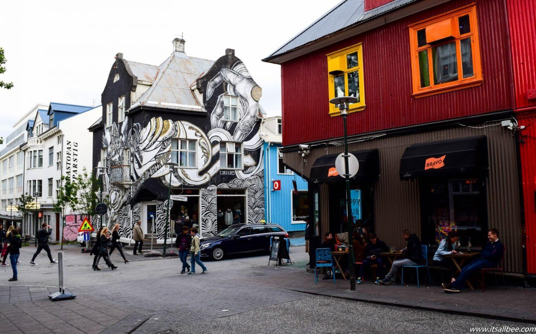 best coffee shops in reykjavik