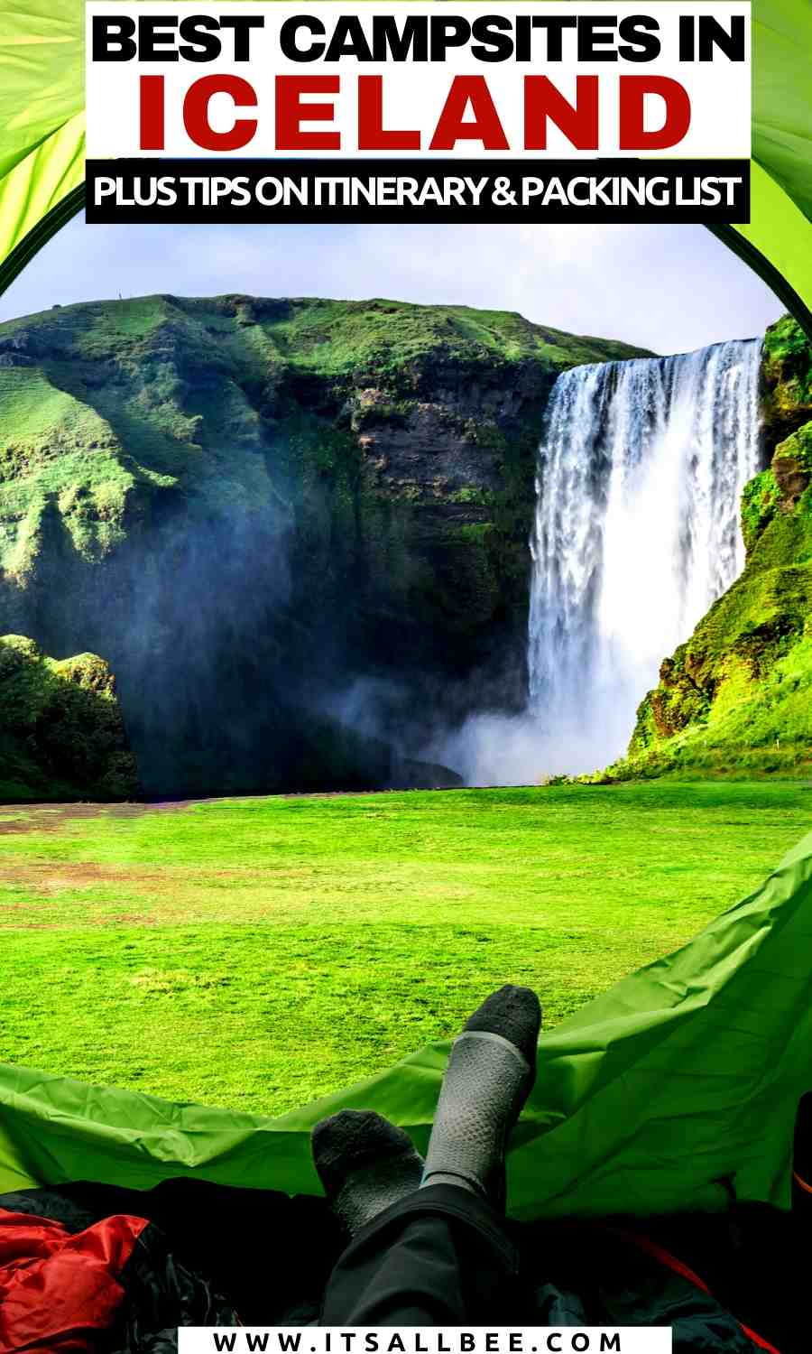 Best campsites in Iceland | Iceland camping grounds | campsites near Reykjavik