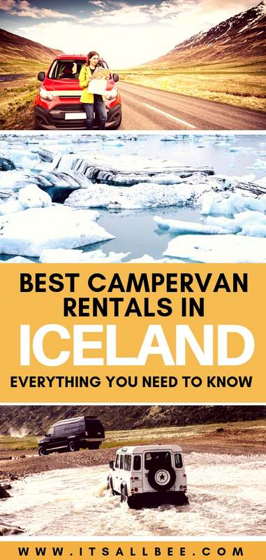 Top Tips On The Best Campervan Rental In Iceland
