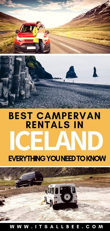 Top Tips On The Best Campervan Rental In Iceland #driving #camper #motorhome #vanlife #ringroad #roadtrip #4x4 #reykjavik #glacier #bluelagoon #camping