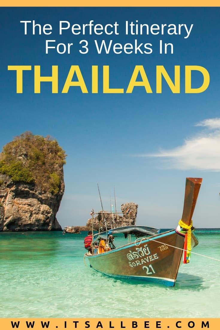 Thailand Week Thai Fashion Food And Fun: The Perfect 3 Week Thailand Itinerary