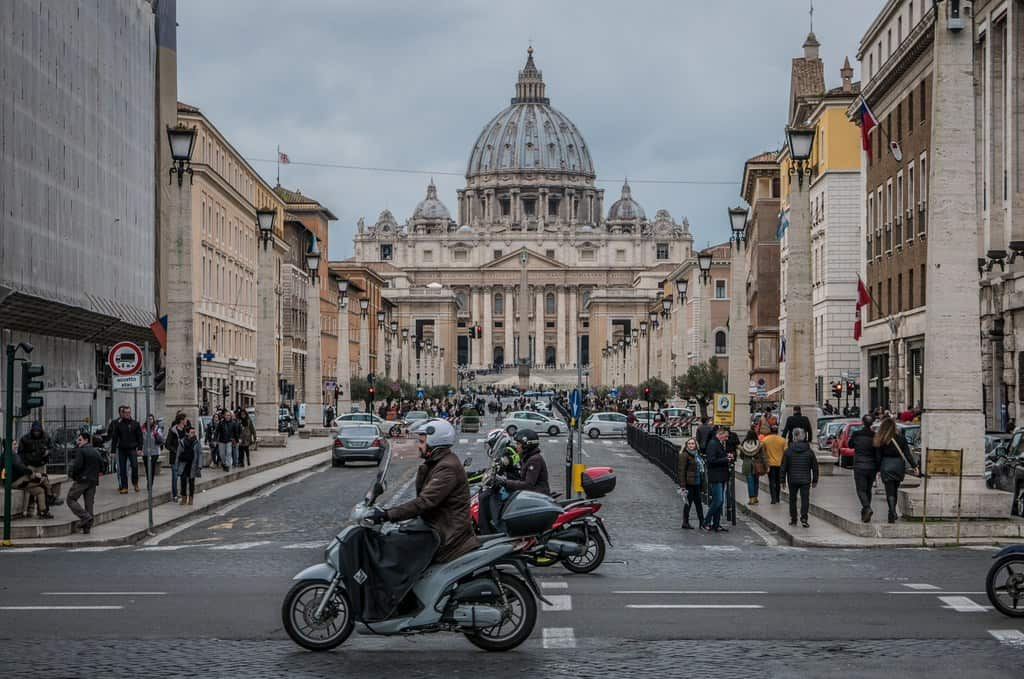 Vatican city | Trip to italy rome venice and florence