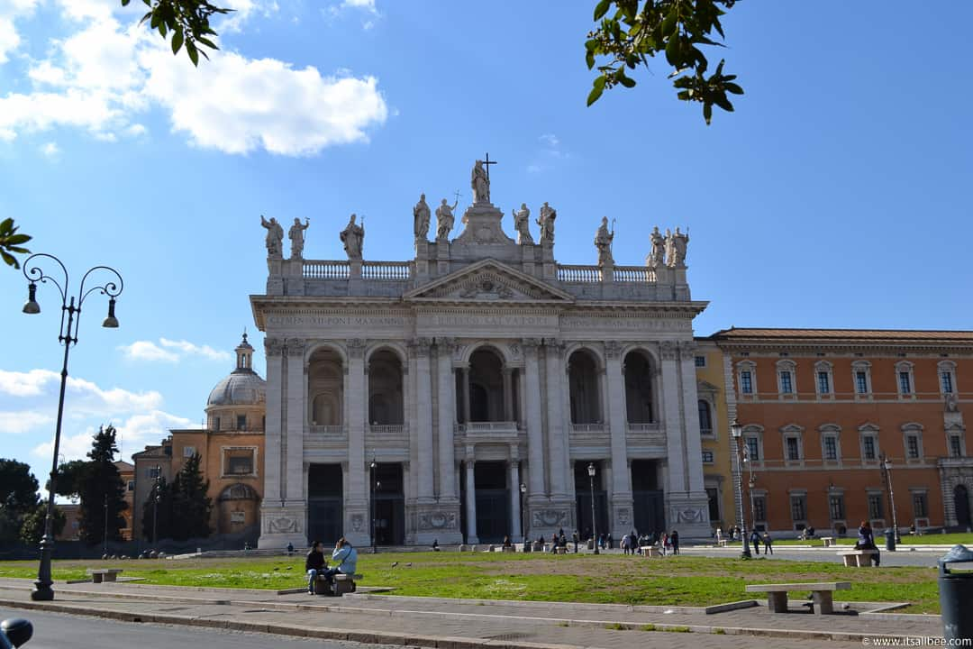 Rome Itinerary 4 days - How to Make The Most of Your Time In Rome & Vatican City