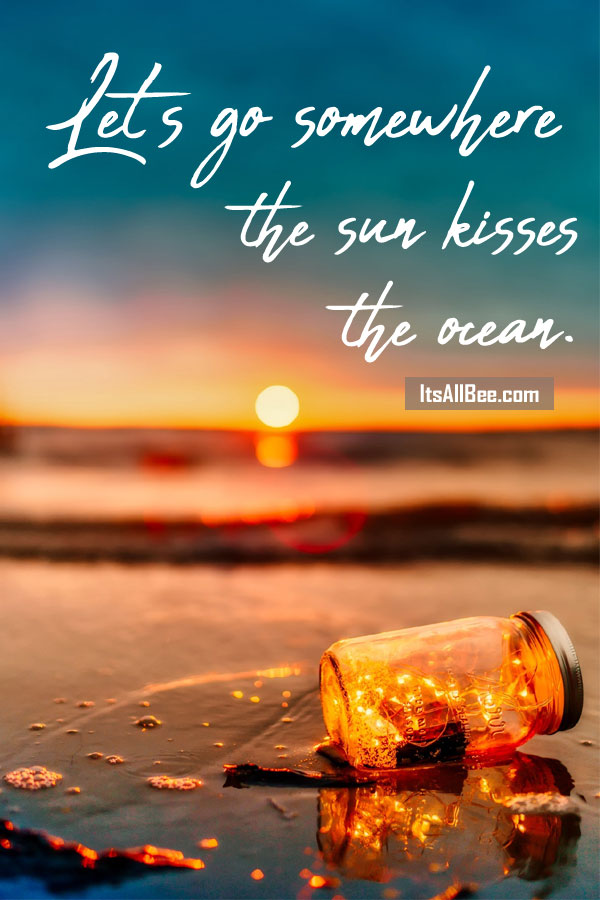 Beach wanderlust quotes - Quotes on wanderlust