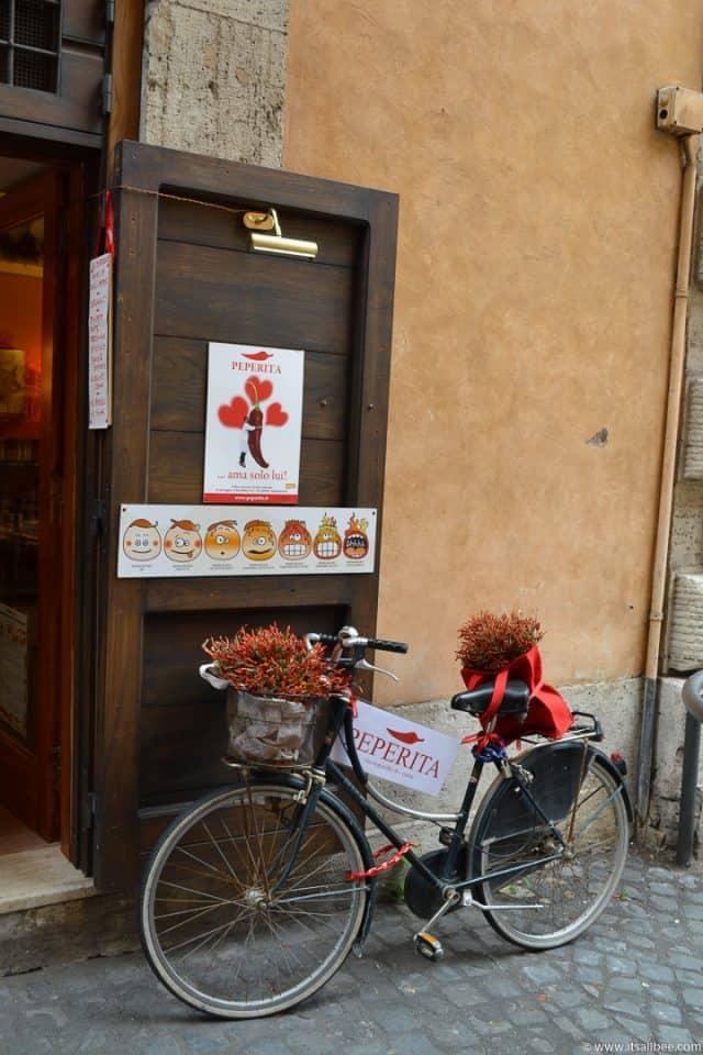 Exploring The Jewish Ghetto In Rome