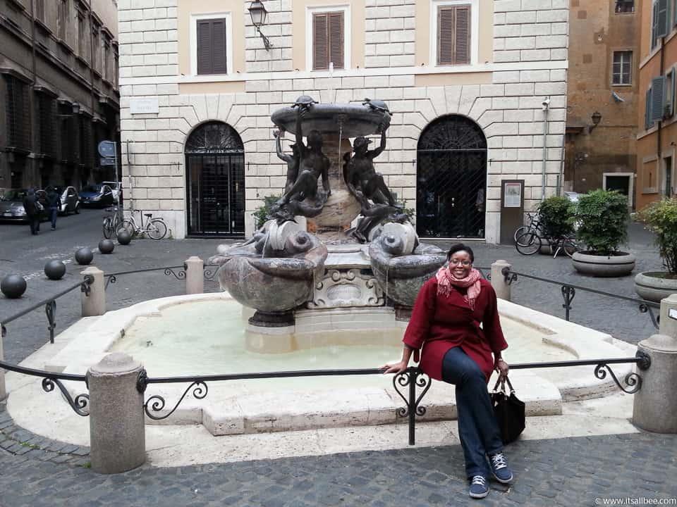 Italy rome and venice holiday