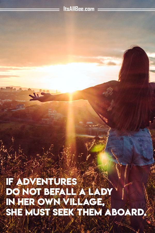 Short travel quotes - Wanderlust girl quotes