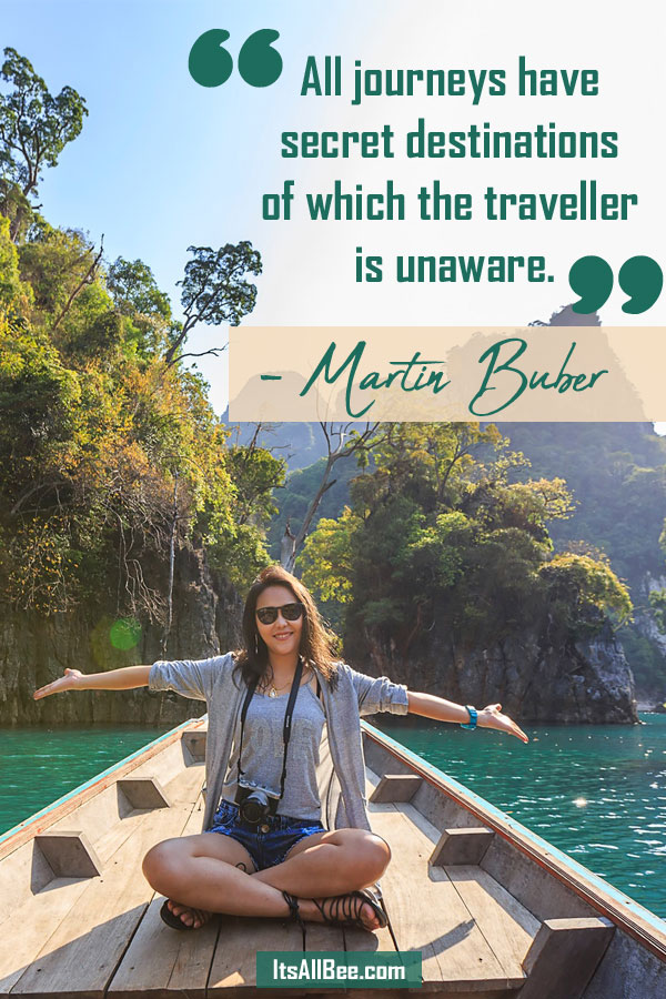 Quotes on wanderlust - The best quotes about travelling - Wanderlust quotes gypsy soul