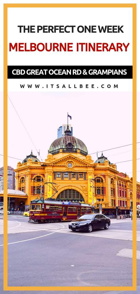 One Week In Melbourne - The Perfect Melbourne Itinerary 7 Days