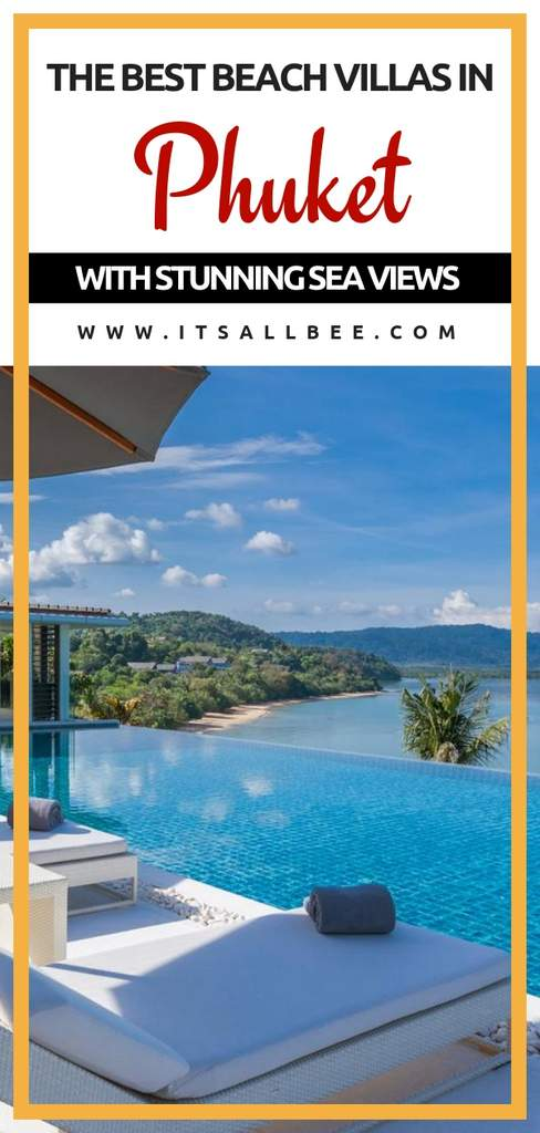 Luxury Beachfront Villas Phuket Has To Offer - The Best Beach Villas In Thailand - where to stay in Phuket