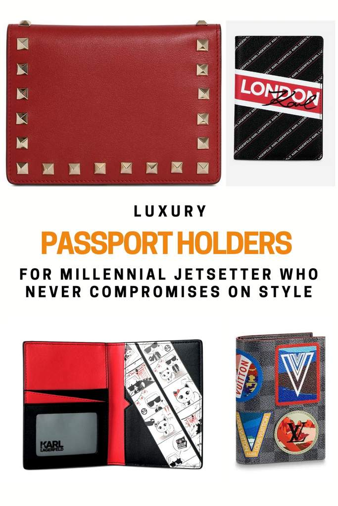 Best Luxury Passport Holders for a Millennial Jetsetter who Never Compromises on Style! #packing #style #traveloutfits #traveltip