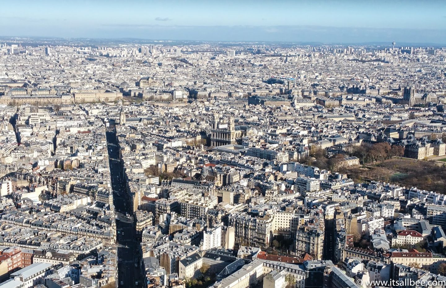 Views from Montparnasse
