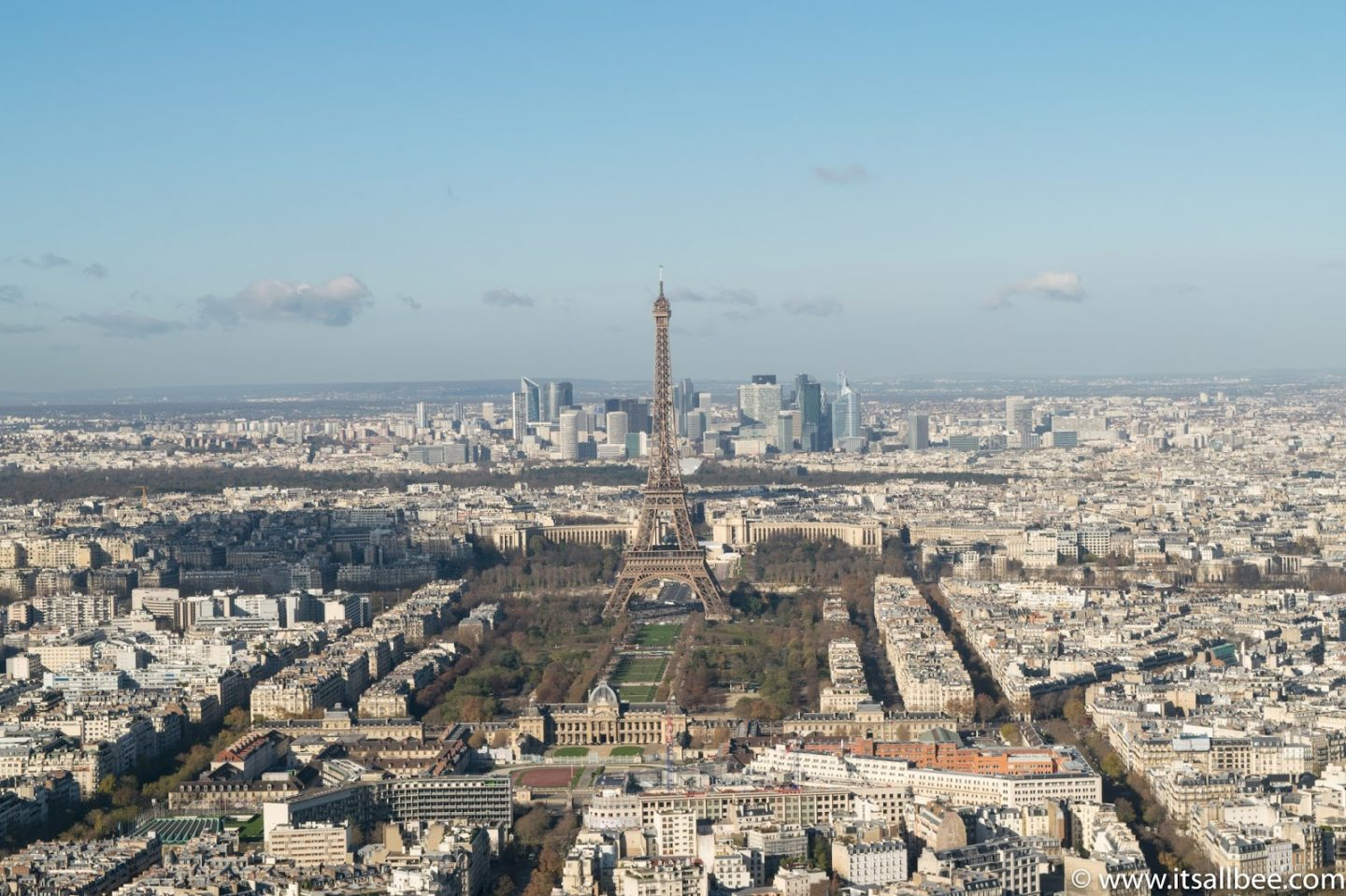 best views in Paris from Montparnasse,
