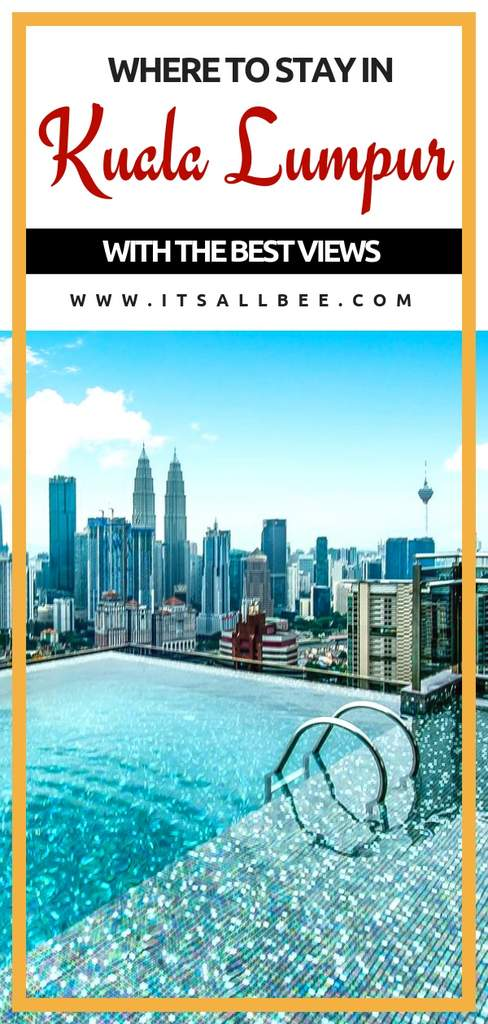 The hotels in Kuala Lumpur with infinity pools - Kuala Lumpur infinity pool