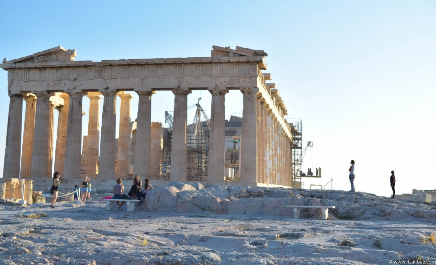 Greece Itinerary - The Perfect Itinerary For Athens Santorini And Mykonos