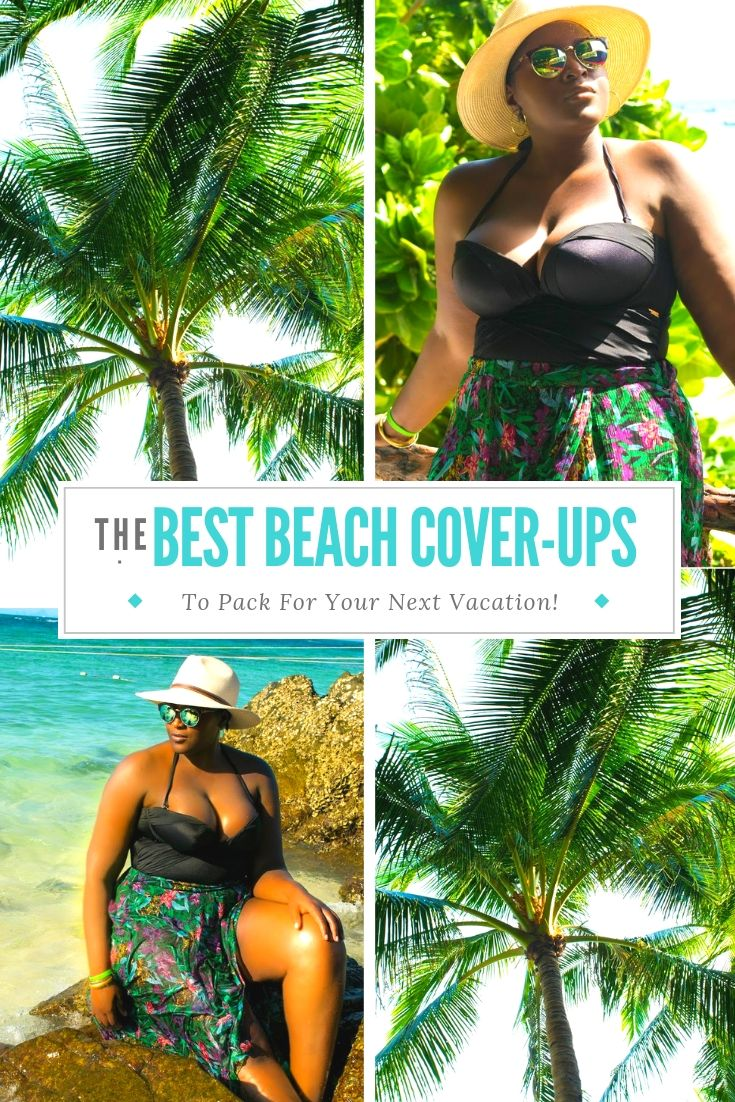 Stylish Beach Cover-ups You Need To Pack For Next Vacation #coverup #holiday #vacation #skirts #kaftan #sunshine #letsgo #packing