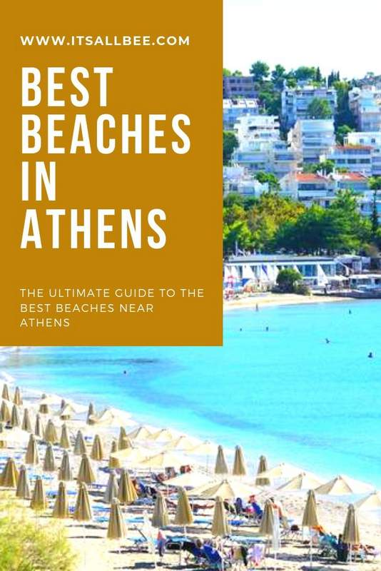Guide To The Best Beaches In Athens You Didnt't Know The City Had