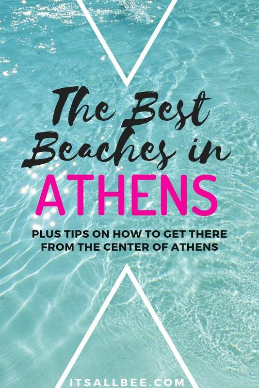 Guide To The Best Beaches In Athens You Didnt't Know The City Had #greece #resorts #beaches #sunbathing #tans #vacation #holiday #sunshine #eurotrip #traveltips #seaside