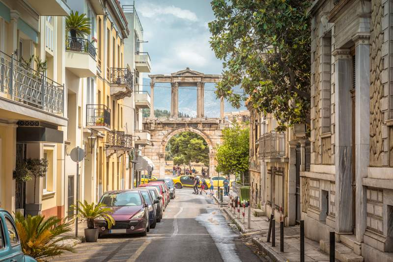 Guide to the best place to stay in Athens for sightseeing