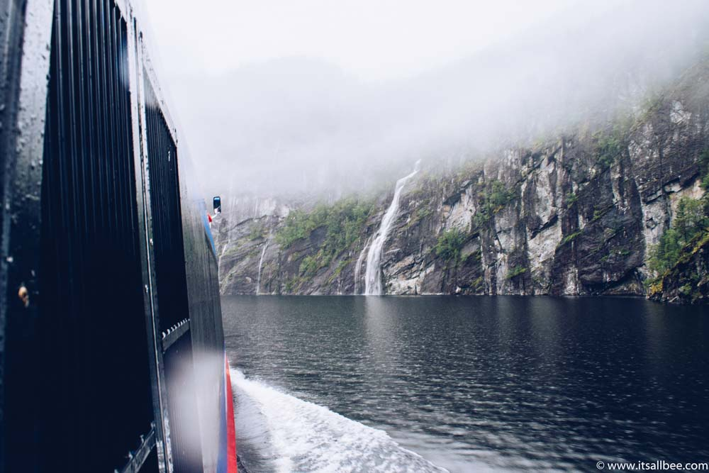 Best Fjord Day Trips From Bergen Norway