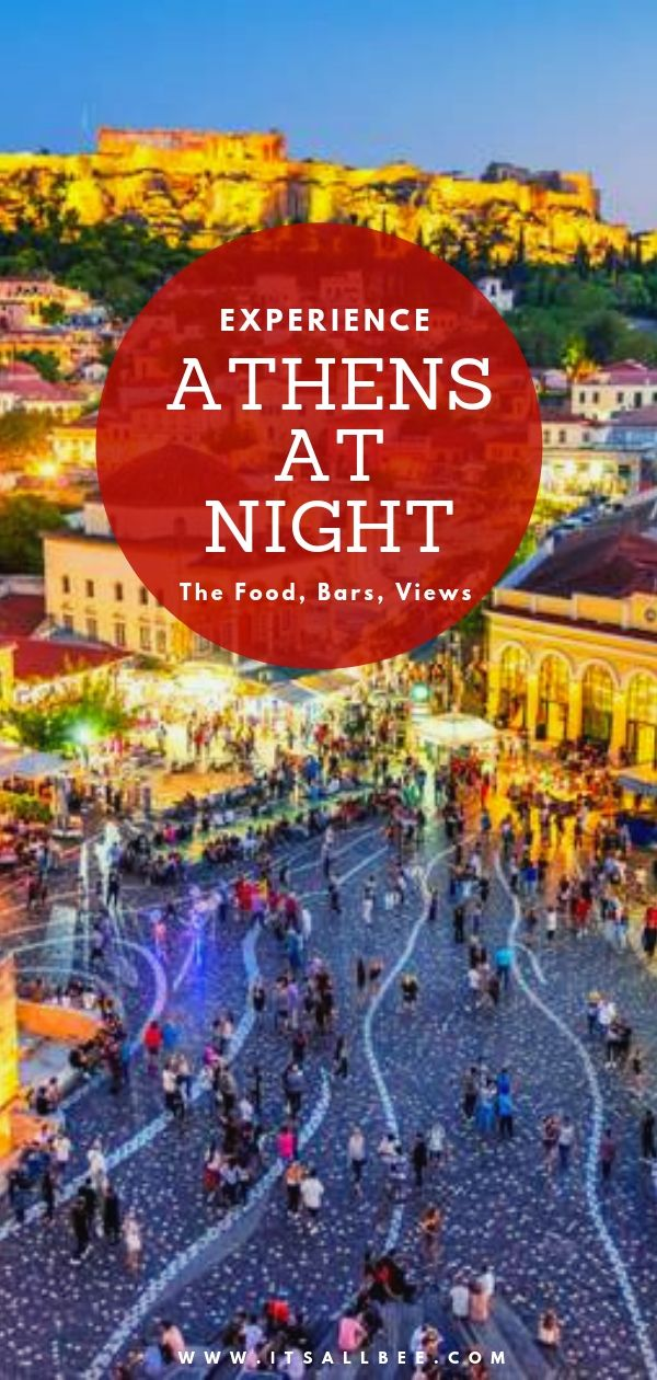 Things to do in Athens At Night