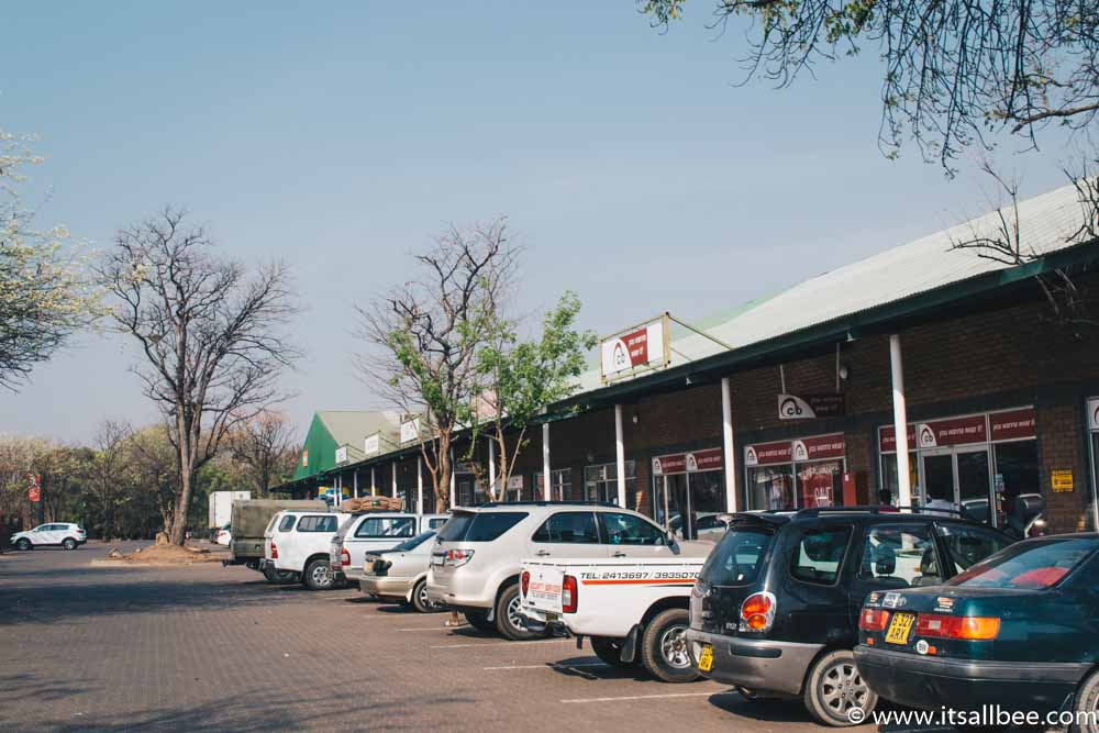 How To Get From Kasane To Maun In Botswana
