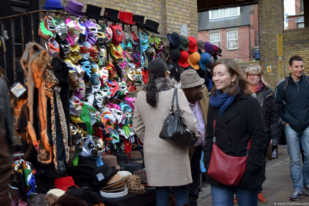 Shopping In London's East End