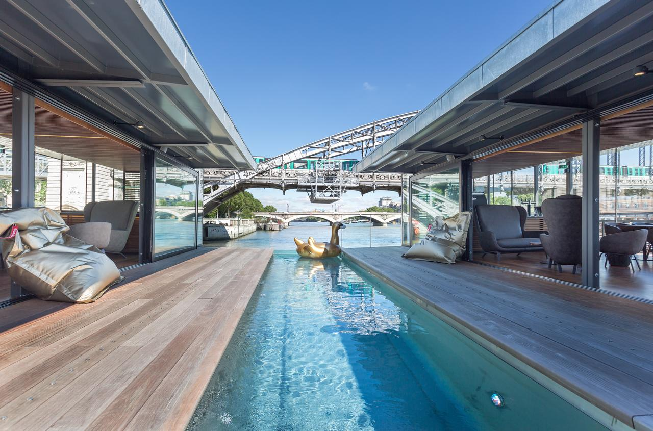 Outdoor Swimming Top Paris Hotels With Outdoor Pools
