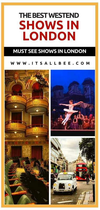 best shows in london