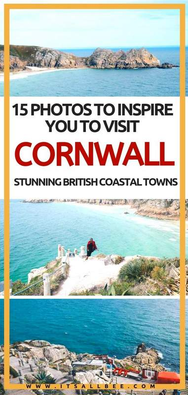 15 Photos To Inspire You To Visit Cornwall #UK #BRITISH #WEEKENDS #HOLIDAYS #BEACHES #ENGLAND #CORNWALL #COASTLINE #STIVES #SURFING