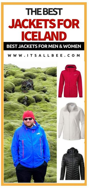 Essential items for iceland - What to pack for iceland - Best jackets for iceland weather, best womens jacket for iceland summer, best jacket for iceland in august, 3 coats iceland,best iceland coats, coats for iceland in march, water resistant jacket iceland, coats for iceland in october, coats for iceland trip #itsallbee #packingtip #december #northernlights #aurorabourealis #iceland #bluelagoon #glacier #waterprooft #adventure #
