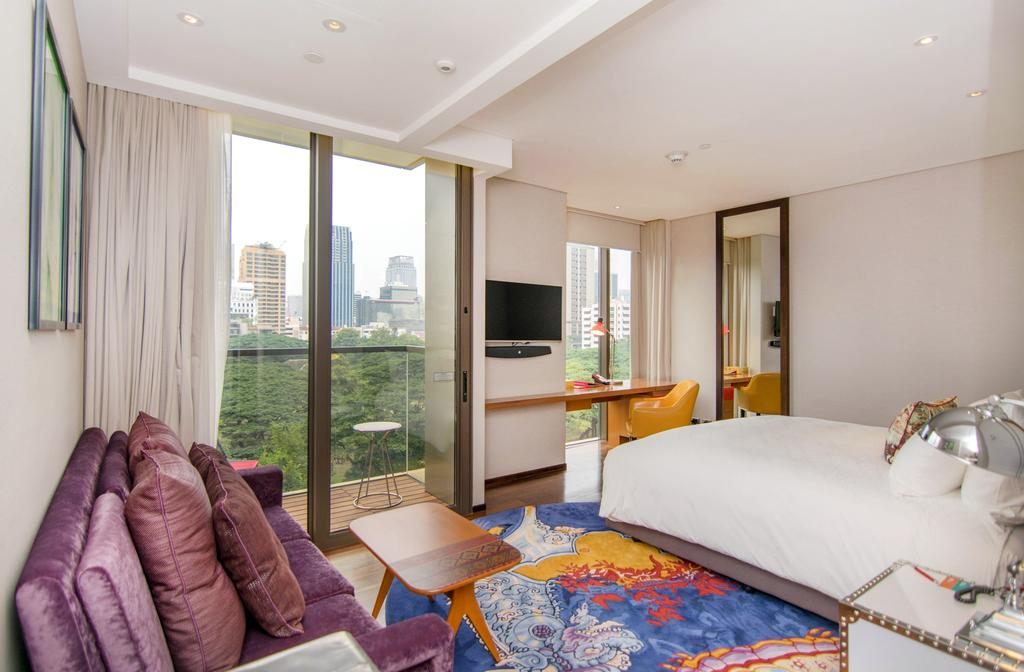 Perfect Bangkok Hotels With Balcony In Very Budget