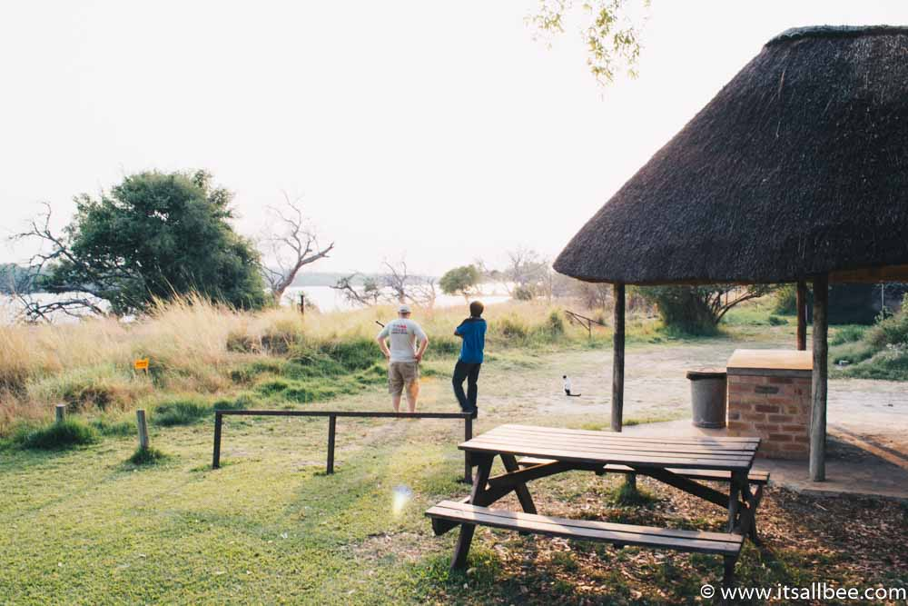 15 Days Namibia Botswana and Vic Falls Itinerary - Sharing our adventure please tips on how to plan your own African adventure. Everything from driving in Africa, safari tours, where to stay, Victoria Falls adventures, Botswana safari, Namibian dunes and More! #sossusvlei #dun45 #dune7 #chobe #vicfalls #livingstone #zambia #mosioatunya #nationalpark #safari #africa #traveltips #adventureawaits #etosha
