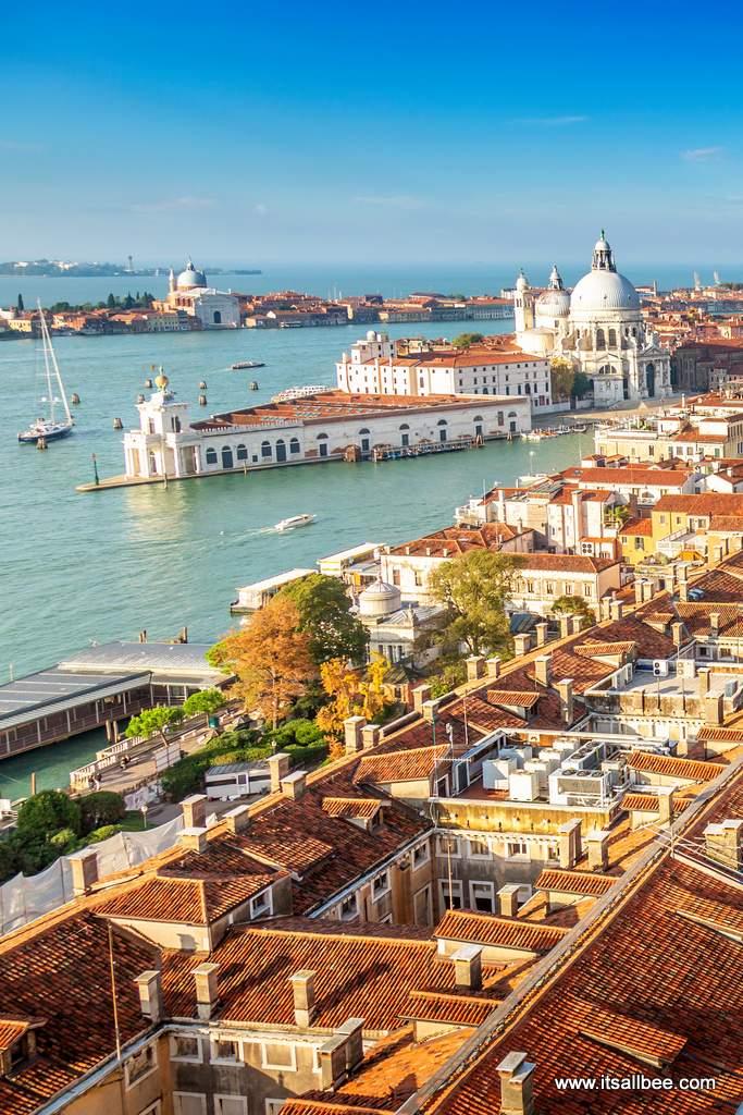 Venice Viewpoints | Venice itinerary