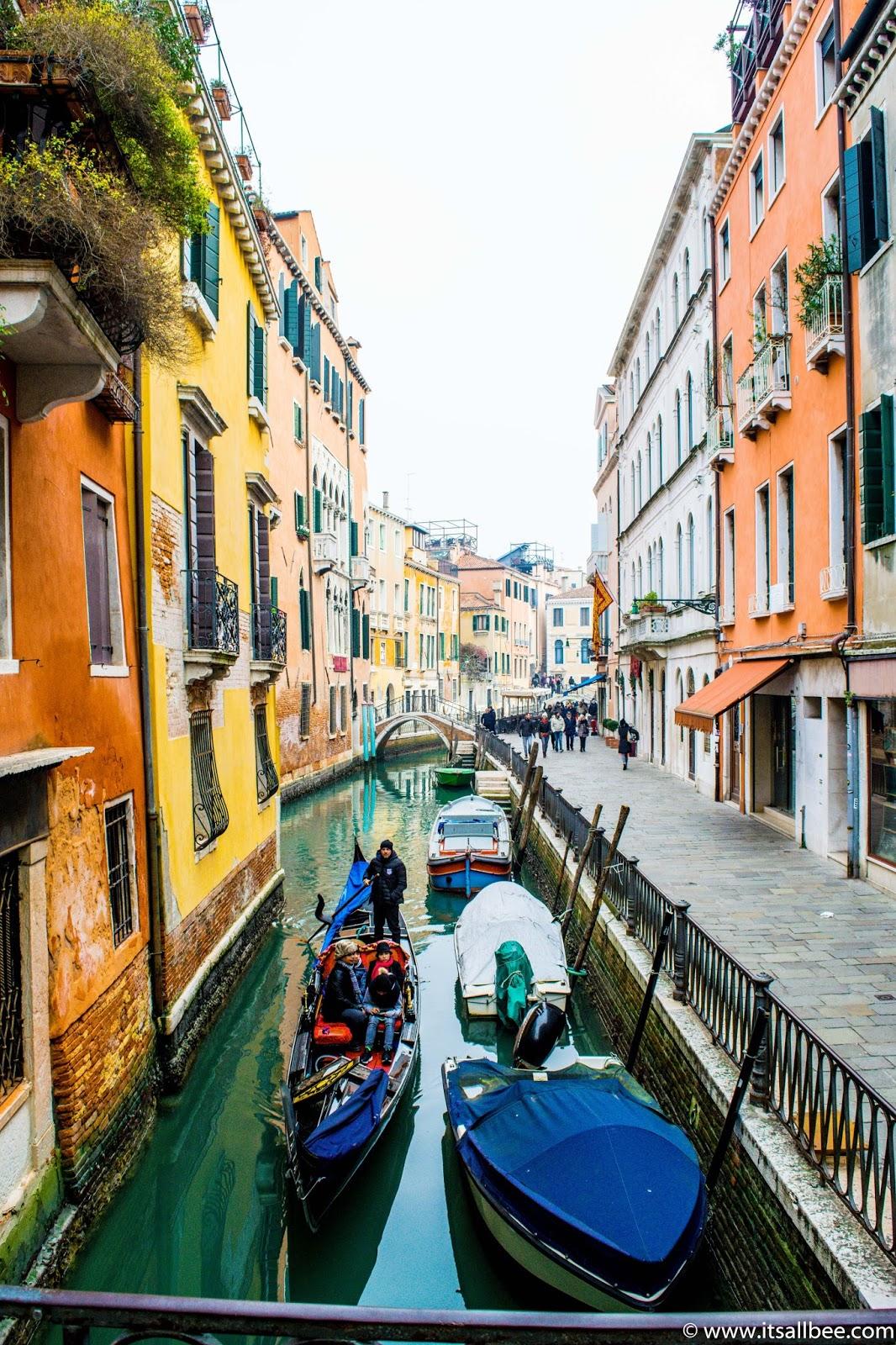 Venice on a budget | rome venice florence trip