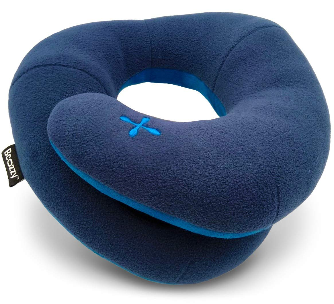 aeroplane neck pillow | air travel cushion | best neck support travel pillow