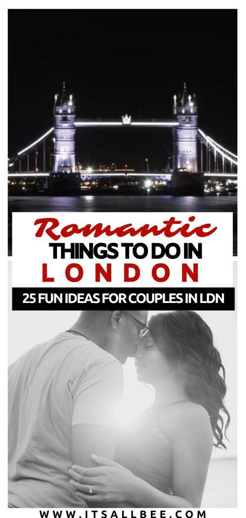 london experiences for couples | places to take your girlfriend in london | romantic activities london | romantic attractions in london | romantic night in london | romantic night london |