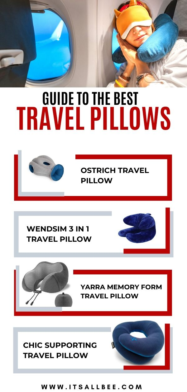 face cradle travel pillow | neck support travel pillow | airplane sleeping pillow