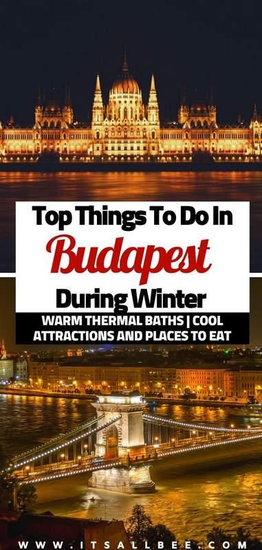 budapest winter activiti