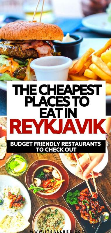 good places to eat reykjavik | where to eat breakfast in reykjavik | best cheap places to eat reykjavik | cheap breakfast reykjavik | best seafood restaurants in reykjavik | cheap eats iceland | cheap eats in iceland