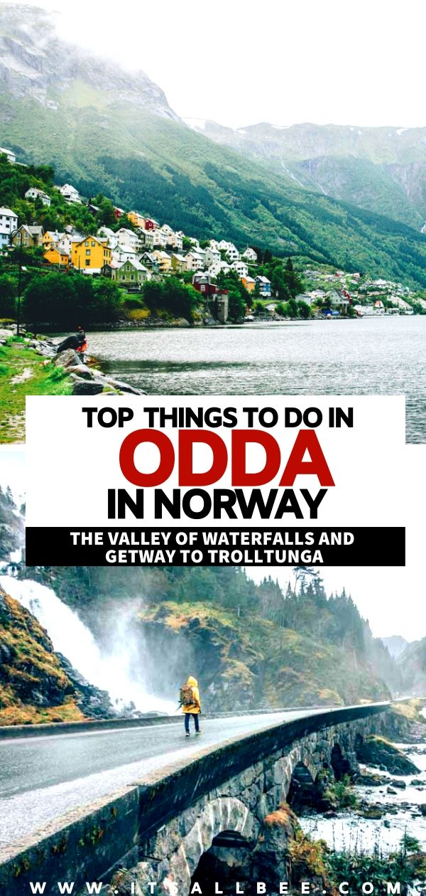 what to do in Odda | things to do in odda | things to do near trolltunga