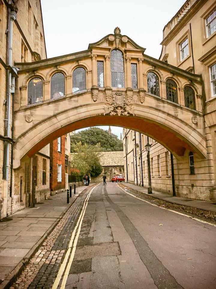 Oxford one day trip