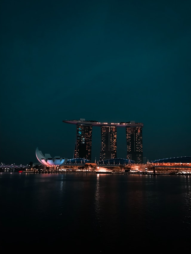 fun places to go in Singapore for couples