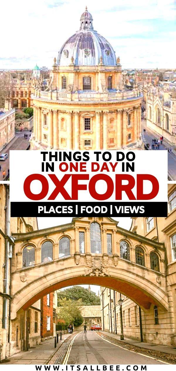 oxford sightseeing tour | tour in oxford