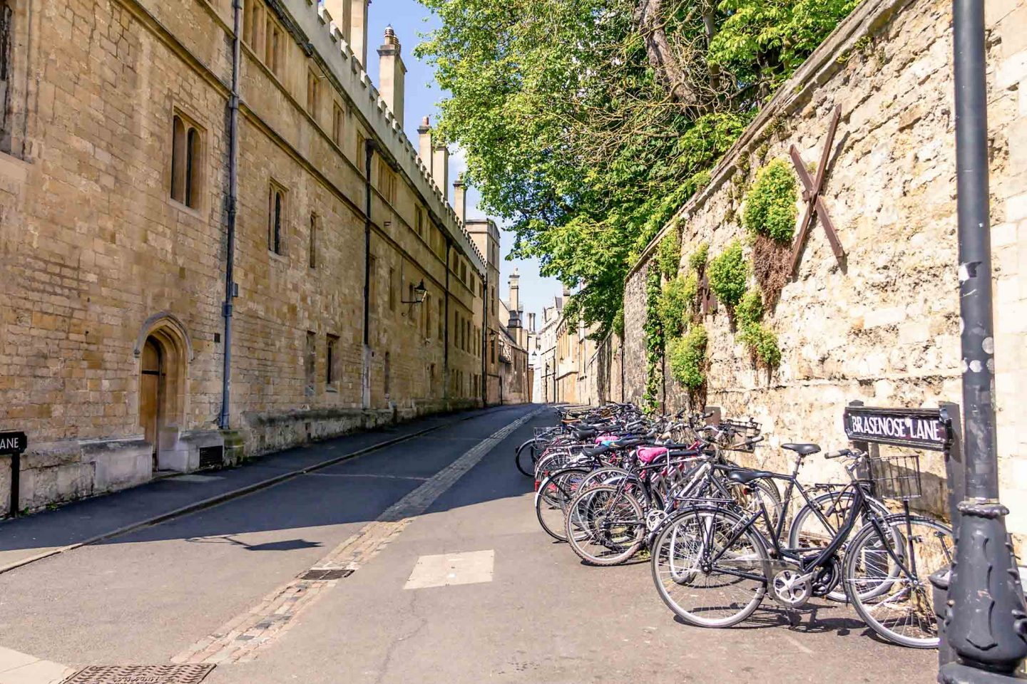Harry Potter sites in Oxford | Harry Potter locations in Oxford
