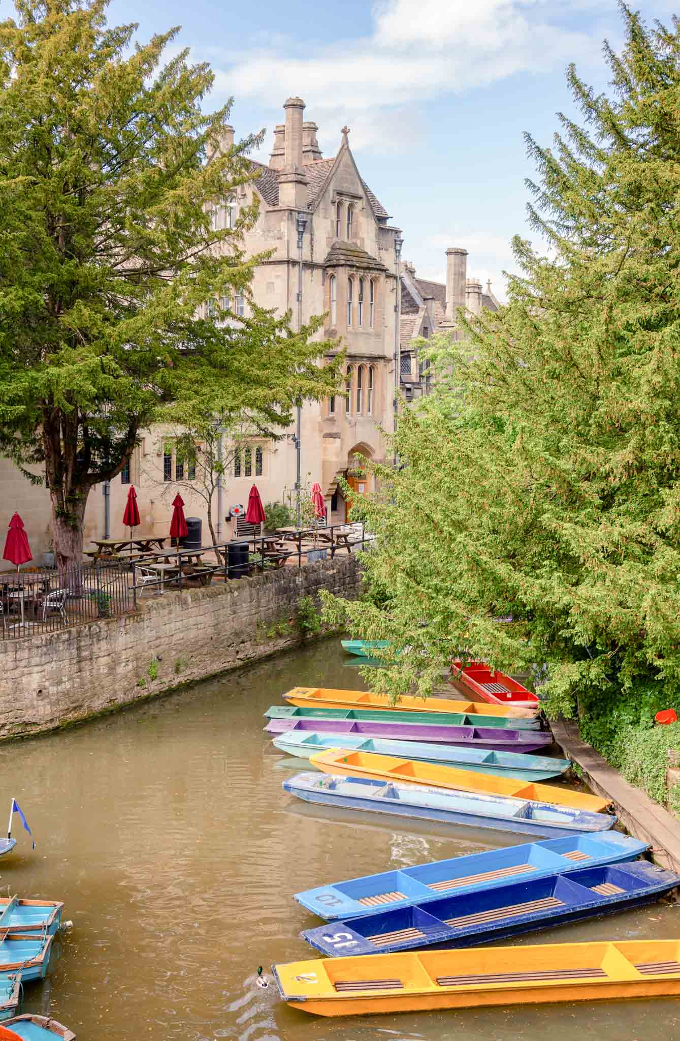 oxford tour guide for one day