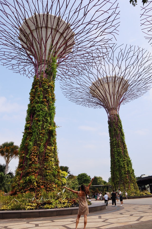places to visit in singapore for couples