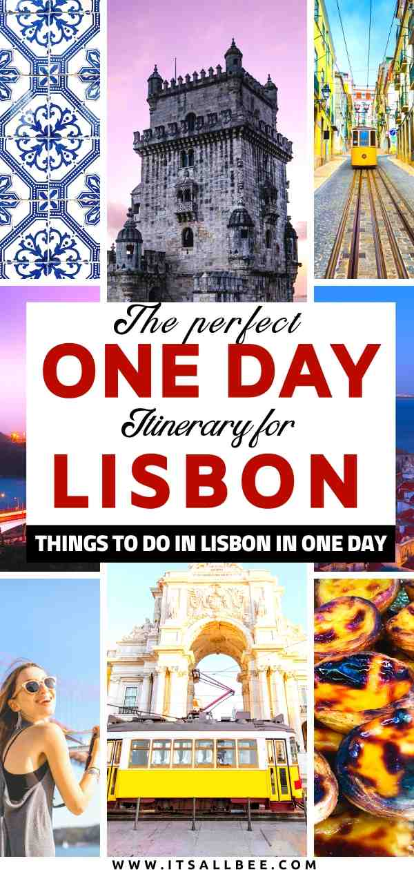 Things to see in Lisbon in one day